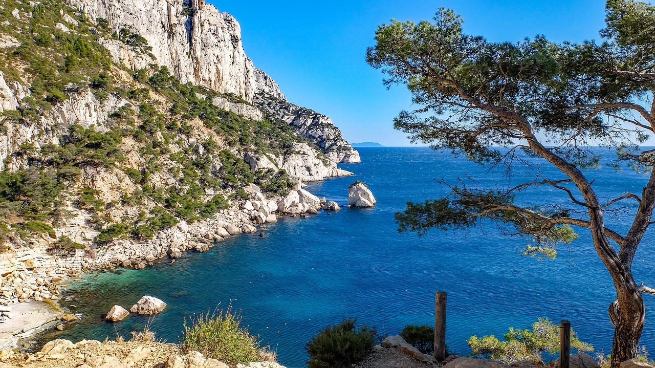 Découvrez la Provence Calanques de Marseille